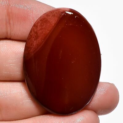47.7 Ct AAA 100% Natural Mookaite Oval Cabochon Loose Gemstone For Jewelry F6034