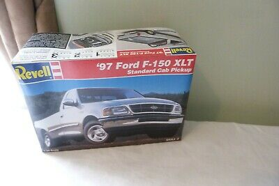 Automodello in kit da costruire Revell 67045 1997 Ford F-150 XLT 1:24