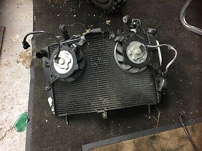 Yamaha R6 13s 2co Radiator 2006-2016