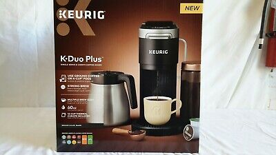 Keurig K-DUO Plus Coffee Machine