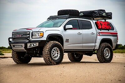 2017 GMC Canyon MAX'D Stage 2 by MEOFFROAD Canyon Duramax Diesel Duramax Diesel MAX'D Stage 2 2017 GMC Canyon A/T 4X4