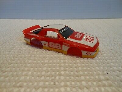 Ho Afx Tomy Super G-Plus #88 Auto Tech Chevy Camaro Slot Car Body