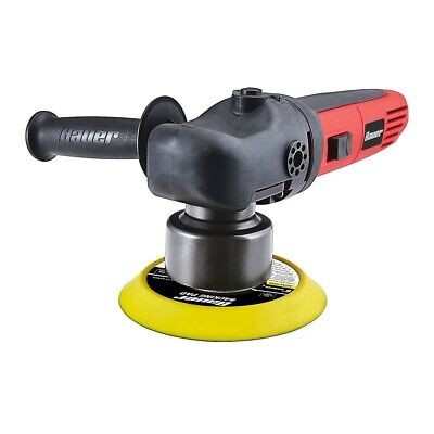 6 In. 5.7 Amp Heavy Duty Dual Action Variable Speed Polisher Free Shipping