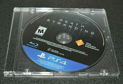Death Stranding Kojima Sony PlayStation4 PS4 Playstation 4 Video Game DISC ONLY