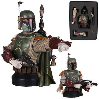 Gentle Giant Boba Fett Deluxe Bust SDCC 2013 Exclusive 1630/2500