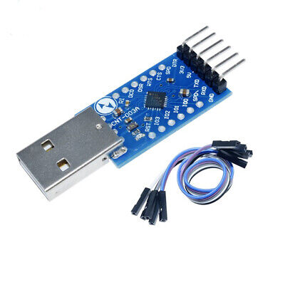 Useful CP2104 New Serial Converter Controller USB 2.0 to TTL Adapter