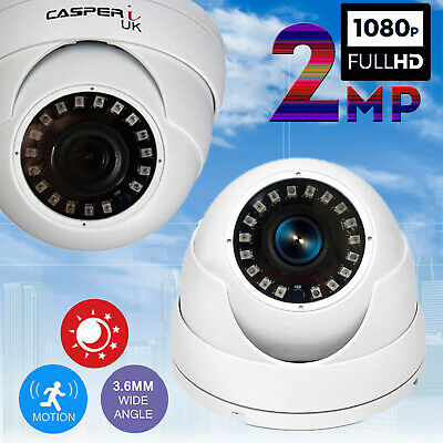 HD 1080P 2MP 3000TVL Outdoor CCTV AHD TVI Security Dome Camera Night Vision IP66