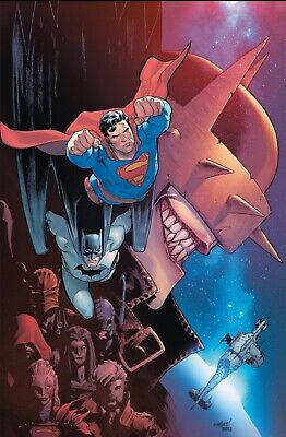 Batman Superman #6 Cover A 1/22/2020 Free Shipping Available