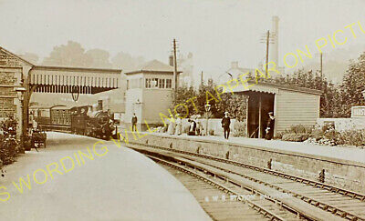 2 Radstock West Railway Station Photo Mells Road. Midsomer Norton /& Welton
