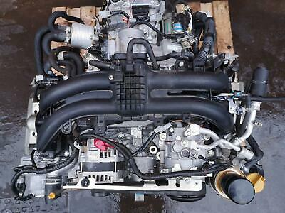 Subaru Legacy Outback 2.5 Fb25 Engine