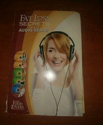 The Food Lovers Fat Loss System: Fat Loss Secrets Day-By-Day Audio Series CDs