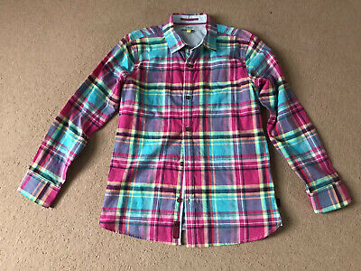 Ted Baker Boys Shirt Size 11 Yrs - Immaculate - Worn Once!