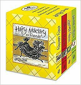 BEST Hairy Maclary And Friends Little Library About The Author Lynley Do PREMIU