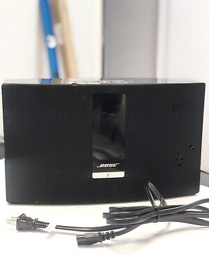 Bose SoundTouch 20 Wireless Aux Music System w/ Cord - Black NO REMOTE