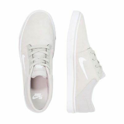 NIKE SB PORTMORE Canvas Mens Trainers Size Uk 7.5 Eu 42