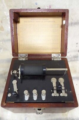 The APOLLO MEDICAL APPARATUS quack quackery electrical medicine device vtg