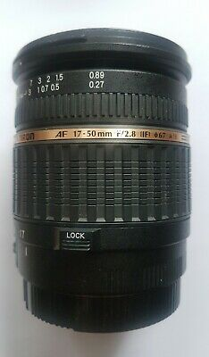 Tamron SP AF 17-50mm f/2.8 XR Di II LD Aspherical (IF) Canon EF-S Fit