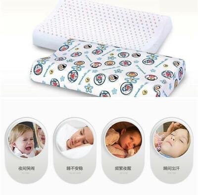 Thailand Latex Pillow Massage Pillow for 4-12 years old Child Improve Sleeping