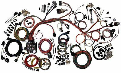 American Autowire Wiring System Impala 1961-64 Kit P/N 510063