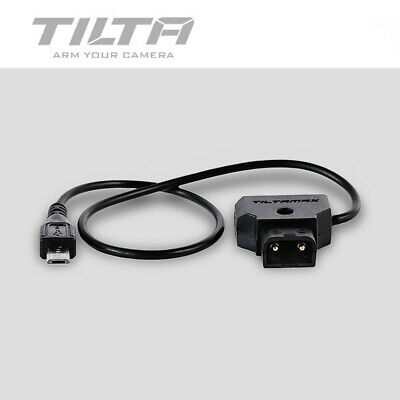Tilta WLC-T04-PC-PTAP P-Tap to Micro USB Power Supply Cable For Nucleus-N Motor