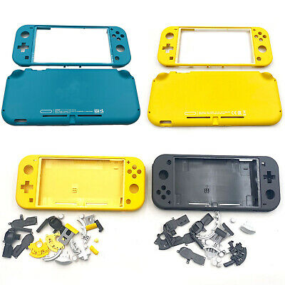 Full Front+Back Casing Housing Shell Cover Buttons Keys for Nintendo Switch Lite