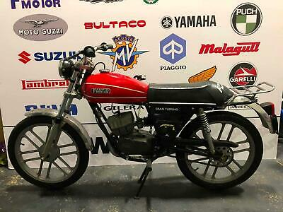 Fantic GT TX200 Great Example of a Classic