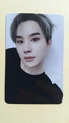 NCT 2018 Empathy Official Photocard Photo Card -  Jungwoo ( Reality Ver.)