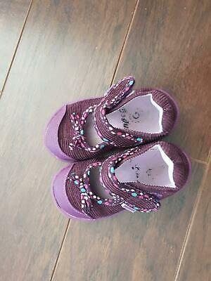 1 pair of PediPed Non-Toxic Shoes