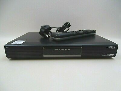 Humax PVR-9150T 160GB Freeview HDD Recorder With Remote
