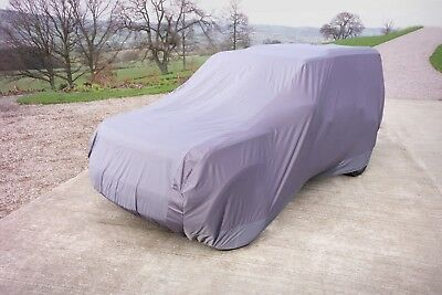 Premium Waterproof  Car Cover for Land Rover Discovery 4 (2009-2016)