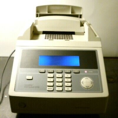Applied Biosystems GeneAmp PCR 9700 Thermal Cycler, 96 Well, Automated Lab