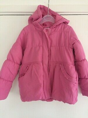 Girls Long Sleeve Zip Up Hooded Jacket From E-Vie Angel Age 6 Years