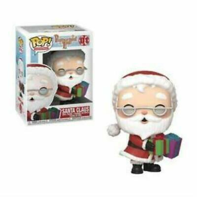 Peppermint Lane #01 - Santa Claus - Funko Pop! Christmas (Brand New)