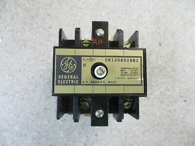 General-Electric Industrial Relay #1120146Dw New
