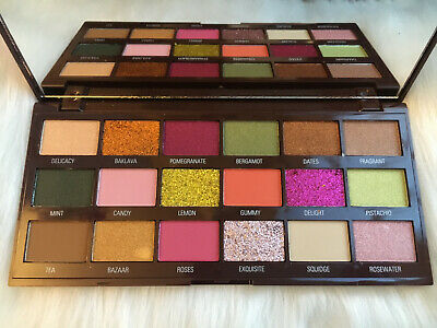 I Heart Revolution Turkish Delight Chocolate Palette - Makeup Eyeshadow Set