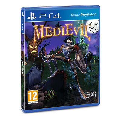 MediEvil PS4 (SP)