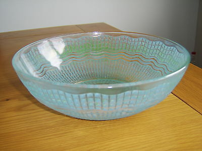 Vintage Glass Dish / Bowl