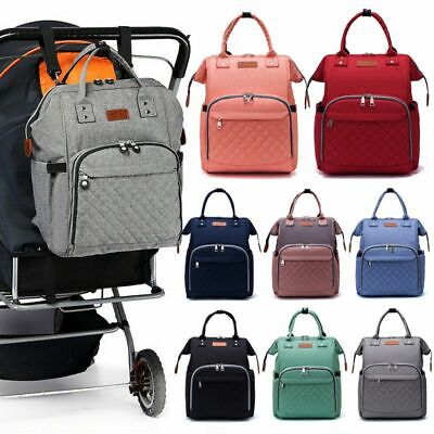 Baby Diaper Nappy Mummy Hospital Backpack Maternity Changing Bag Multifunctional
