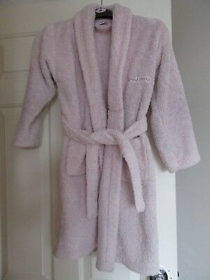 Jasper Conran Pink Dressing Gown Size 5 -6 Years
