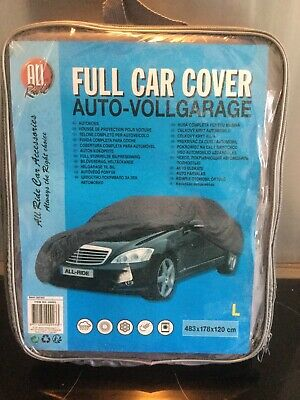 Full Car Cover Auto Vollgarage Large