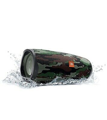 JBL Charge 4 Portable Bluetooth Speaker - Camouflage