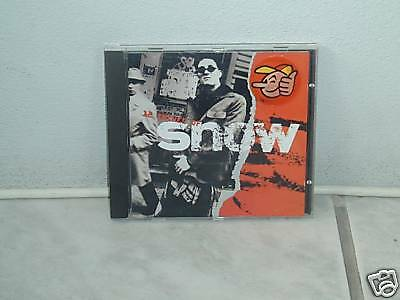 """*****CD-SNOW""""12 INCHES OF SNOW""""-1992 EastWest Records*****"""