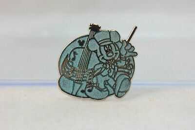 Disney DLR Hidden Mickey 2019 Pin Musicians Music Characters Mouse Cello Chaser