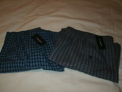 SONOMA-TWO PAIR BOXERS-w/TAGS-EACH PRICED $12.00- 100% COTTON-XL-NEW w/TAGS