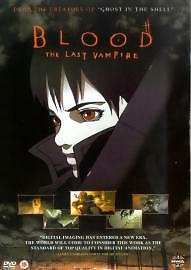 DVD / Blood - The Last Vampire (DVD, 2009) MANGA  ANIMATION
