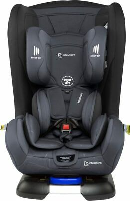 InfaSecure Titanium Convertible Car Seat Newborn 0 to 8  Years