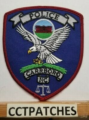 HICKORY NORTH CAROLINA NC POLICE PATCH