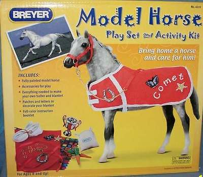 Breyer Animal Creations Adopt a Horse Model Horse Activity and Play Set