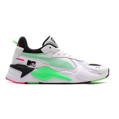 PUMA RS X TRACKS MTV Gradient Blaze Lifestyle Shoes White