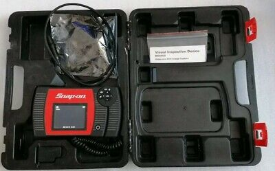 Snap on Video Inspection Device BK6000 Borescope Scope Suspicious Camera